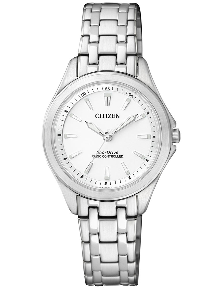 Citizen Eco-Drive ES4020-53A Femei Radio Controlled Geam Sapphire, 29 mm, 10 ATM