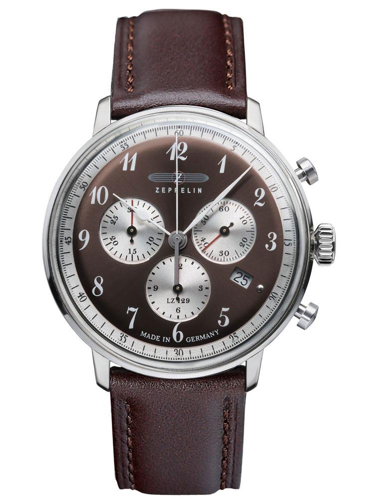 Zeppelin LZ129 7086-5 Ceas Barbatesc Chronograph