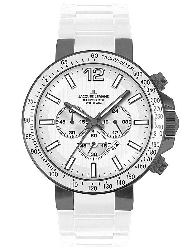 Jacques Lemans Milano 1-1696G Ceas Barbatesc Chronograph