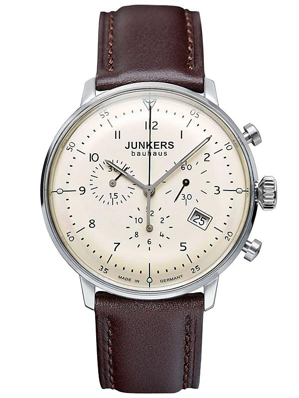 Junkers Bauhaus Chrono 6086-5 Ceas Barbatesc