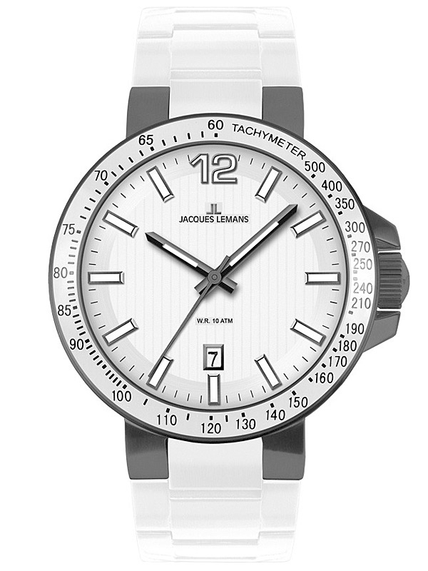 Jacques Lemans Milano 1-1695G Unisex 42 mm