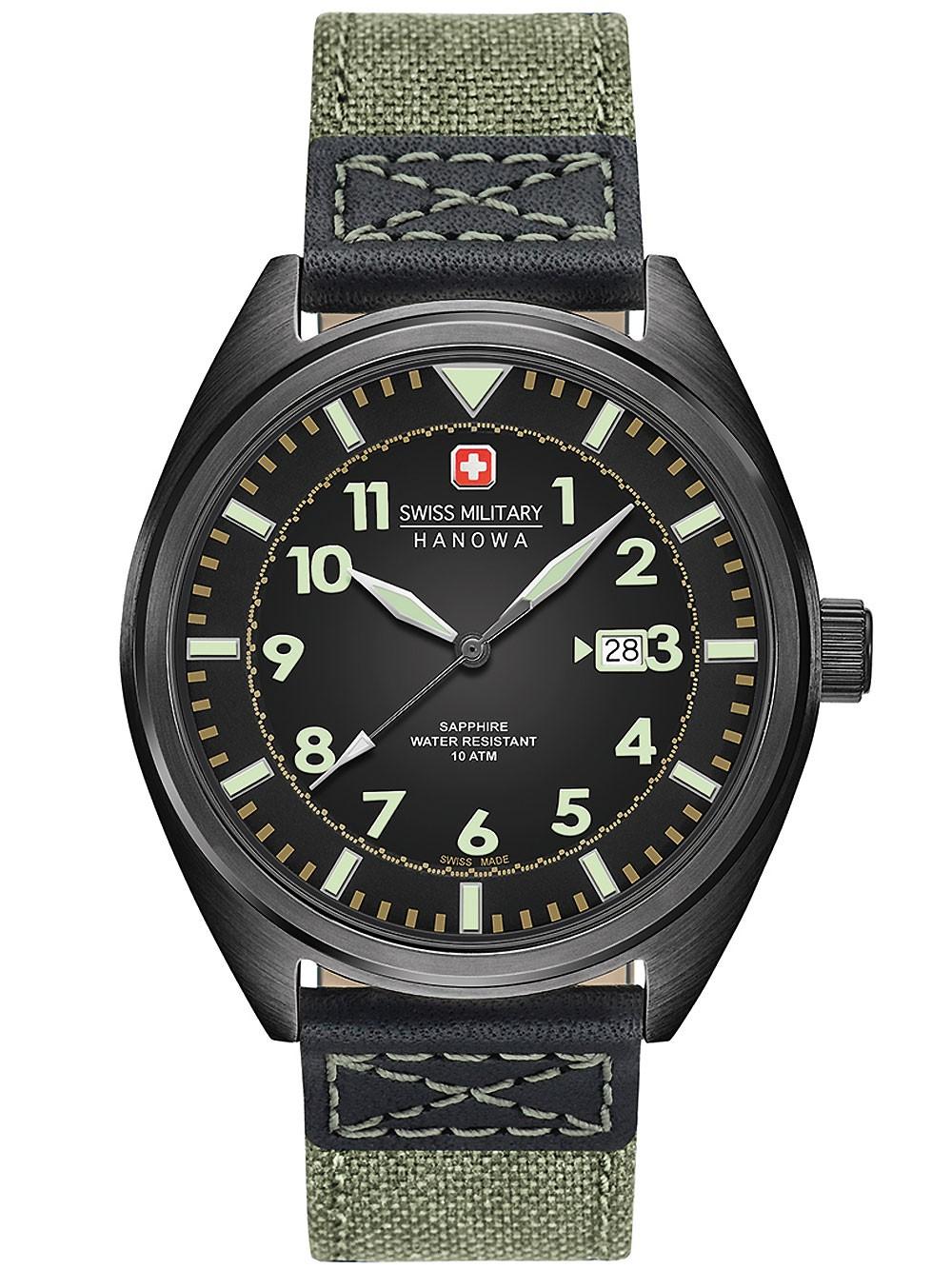 Swiss Military Hanowa 6-4258.13.007 Airborne Herren 10ATM 43mm