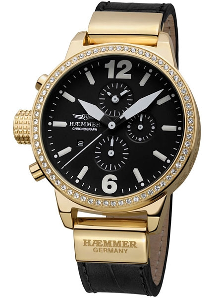 Haemmer Ceas de dama Chronograph Solara DHC-08