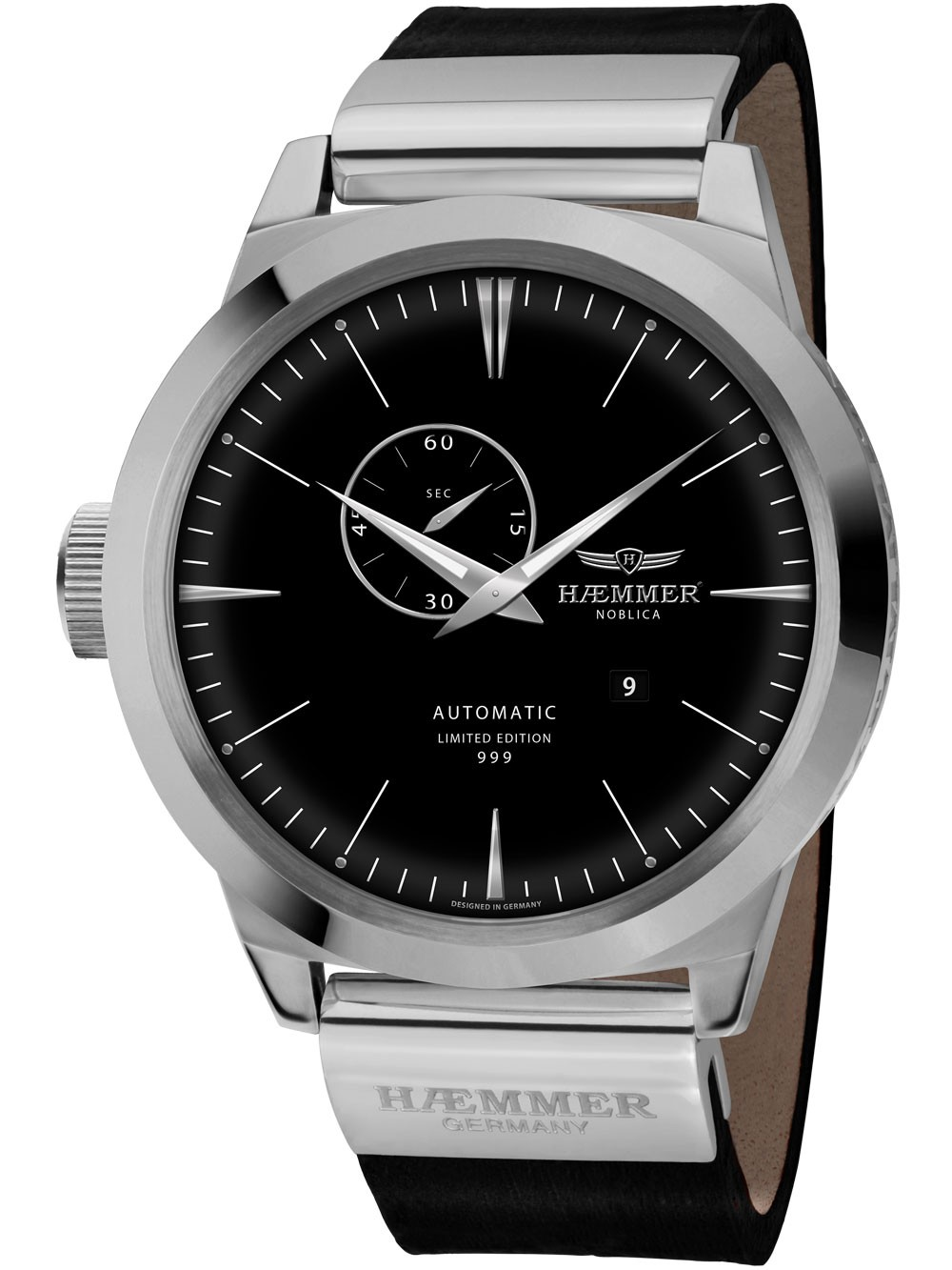 Haemmer HA-01 Imperial Noblica Autom. 50 mm 10 ATM Limited X/999