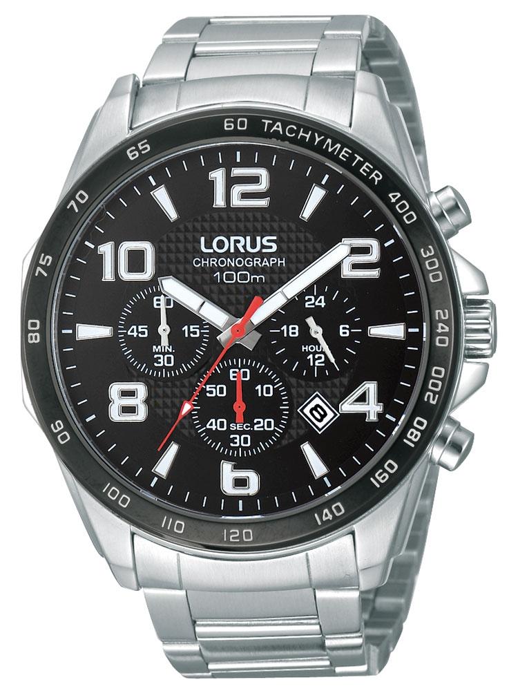 Lorus RT351CX9 Barbati Chronograph 10 ATM 45 mm