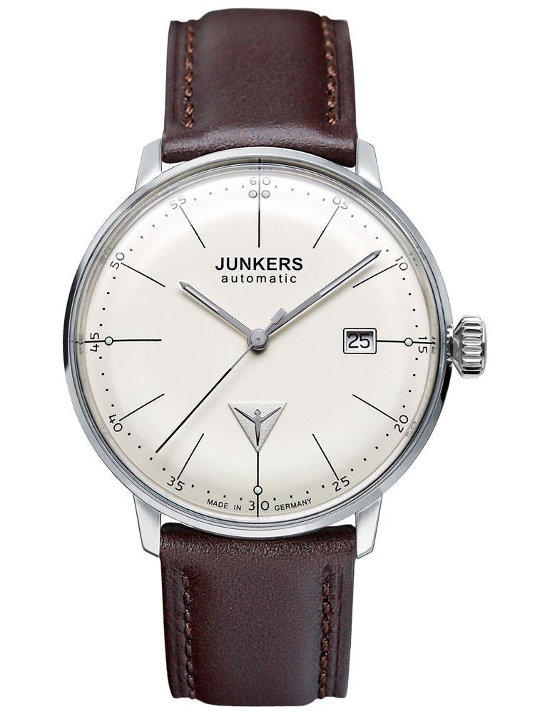 Junkers Bauhaus 6050-5 Ceas Barbatesc Automatic