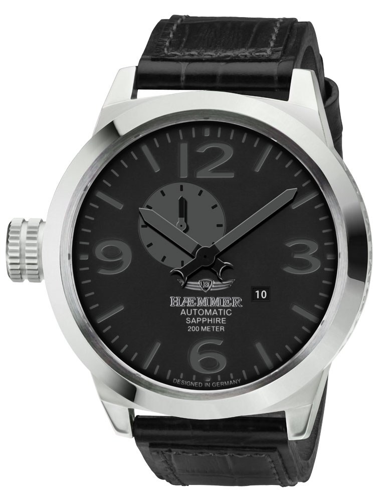 Haemmer Mechanica HM-18 Fabio Automatic 53 mm