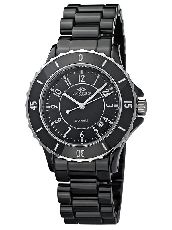 Oniss Ceas de dama ON8043-L negru