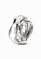 JOOP! Femei Inel Gr. 57 argintiu JPRG90546A590