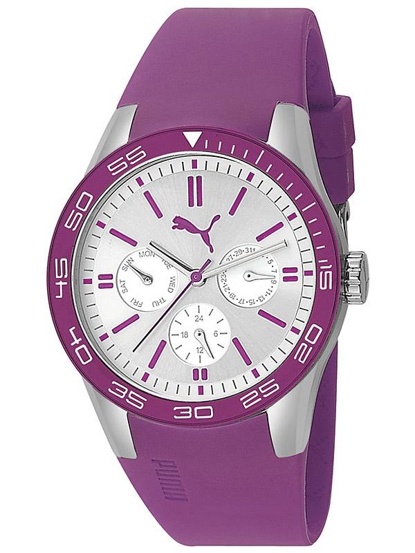 Puma Fast Track Purple PU102822004 Ceas de dama