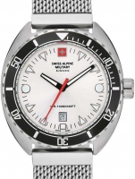 Ceas: Swiss Alpine Military 7066.1132 Turtle Herren 44mm 10ATM