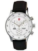 Ceas: Ceas barbatesc Swiss Military SM30052.04 Cronograf 5 ATM, 41 mm