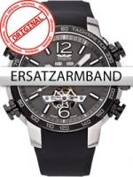Ceas: Curea de ceas Perigaum PU fur P-1301-AS-S