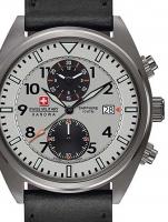 Ceas: Ceas barbatesc Swiss Military Hanowa 06-4227.30.009 Airborne 42mm 10ATM