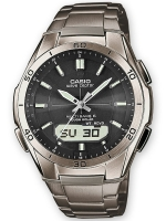 Ceas: Ceas barbatesc Casio WVA-M640TD-1AER RADIO CONTROLAT Solar TITAN 5 ATM 43 mm