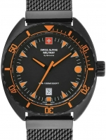 Ceas: Ceas barbatesc Swiss Alpine Military 7066.1179 Turtle  44mm 10ATM