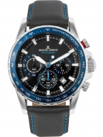 Ceas: Jacques Lemans 1-2099B Liverpool chrono 42mm 10ATM
