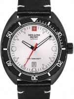 Ceas: Ceas barbatesc Swiss Alpine Military 7066.1572 Turtle  44mm 10ATM