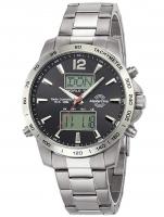 Ceas: Ceas barbatesc Master Time MTGS-10648-20M Radiocontrolat Specialist Series Cronograf 43mm 10ATM