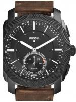 Ceas: Ceas barbatesc Fossil Q FTW1163 Machine Hybrid Smartwatch  45mm 5ATM