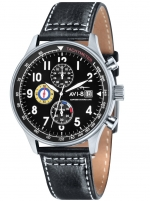 Ceas: Ceas barbatesc AVI-8 AV-4011-02 Hawker Hurricane Chrono. 44mm 5ATM