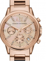 Ceas: Ceas de dama Armani Exchange AX4326 Banks Chrono. 36mm 5ATM
