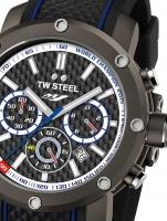 Ceas: Ceas barbatesc TW-Steel TS7 Yamaha Factory Racing Cronograf 48mm 10ATM