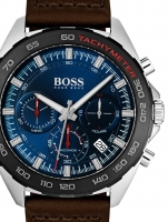 Ceas: Ceas barbatesc Hugo Boss 1513663 Intensity Cronograf 44mm 5ATM