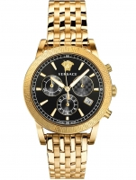Ceas: Ceas de dama Versace VELT00419 Sport Tech Cronograf 40mm 5ATM