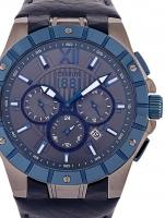 Ceas: Ceas barbatesc Cerruti CRA23702 Sanzeno Cronograf  47mm 10ATM