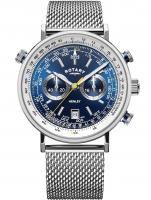 Ceas: Ceas barbatesc Rotary GS05235/05 Henley Cronograf 42mm 5ATM