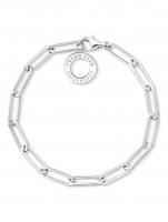 Ceas: Thomas Sabo Armband Charm-Armband X0259-001-21 15,5cm