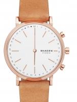 Ceas: Ceas Unisex Skagen SKT1204 CA Hald Rose Gold Hybrid Smartwatch 40mm 3ATM