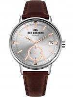 Ceas: Ben Sherman WB071SBR Portobello Professional Date 41mm 3ATM