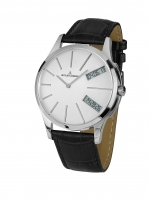 Ceas: Ceas barbatesc Jacques Lemans 1-1813B London 46mm 5ATM