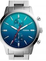 Ceas: Ceas barbatesc Fossil FS5434 Townsman Chrono. 44mm 5ATM