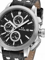 Ceas: Ceas barbatesc TW-Steel CE7002 Adesso Cronograf 48mm 10ATM