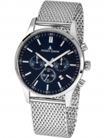 Ceas: Jacques Lemans 1-2025H London Chrono 42 mm 10ATM