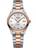 Ceas: Ceas de dama Rotary LB05094/70/D Oxford  32mm 5ATM