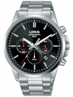 Ceas: Ceas barbatesc Lorus RT383GX9 Chrono  43mm 5ATM