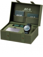 Ceas: Ceas barbatesc AVI-8 AV-4046-04 Hawker Hurricane Autom. 43mm 5ATM