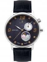 Ceas: Ceas de dama Zeppelin 7637-3 Fazele lunii 35mm 5ATM