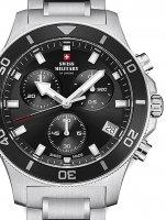 Ceas: Ceas barbatesc Swiss Military SM34067.10 Cronograf 42mm 10ATM