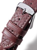 Ceas: Curea de ceas Morellato A01U3971713034CR20 braunes Uhren20mm
