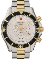 Ceas: Ceas barbatesc Swiss Alpine Military 7040.9142 Chrono 46mm 10ATM