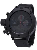 Ceas: Ceas barbatesc U-Boat Classico Titan 53mm 6549 Cronograf