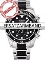 Ceas: Curea de ceas Perigaum Ersatz-Stahlband P-1302-S-BRC