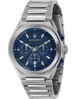 Ceas: Ceas barbatesc Maserati R8873639001 Triconic Cronograf 43mm 10ATM