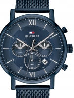 Ceas: Ceas barbatesc Tommy Hilfiger 1710397 Even Dual-Time  44mm 5ATM