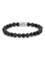 Ceas: Rebel & Rose Armband Black Rocks RR-80041-S-M Herren